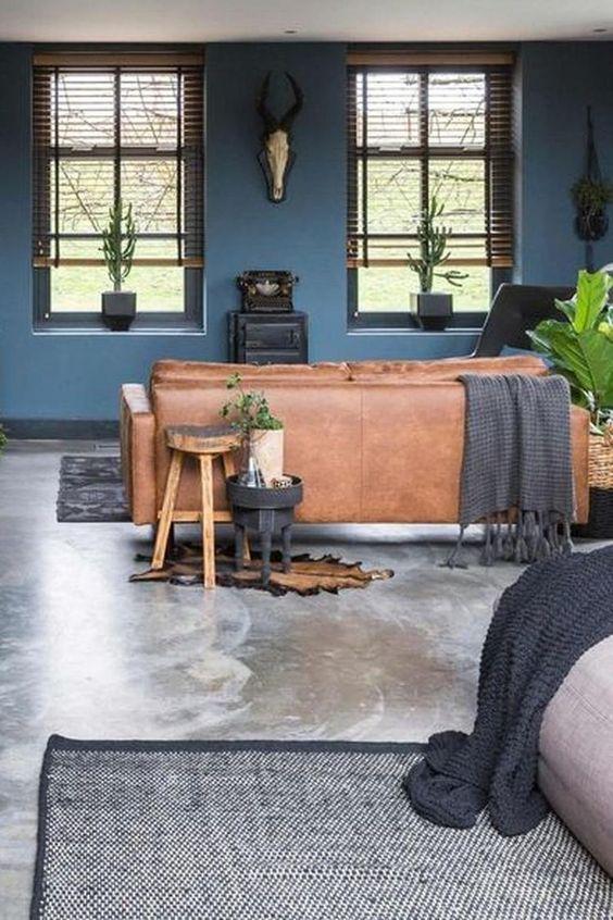 pandomo vloer woonkamer grijs